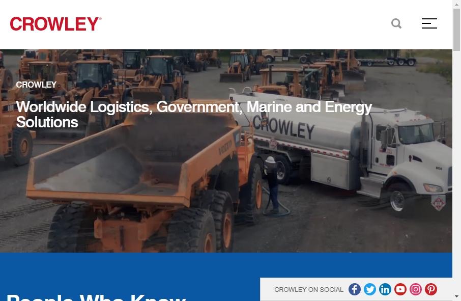 8 beautifully designed Marine website examples in 2021 18