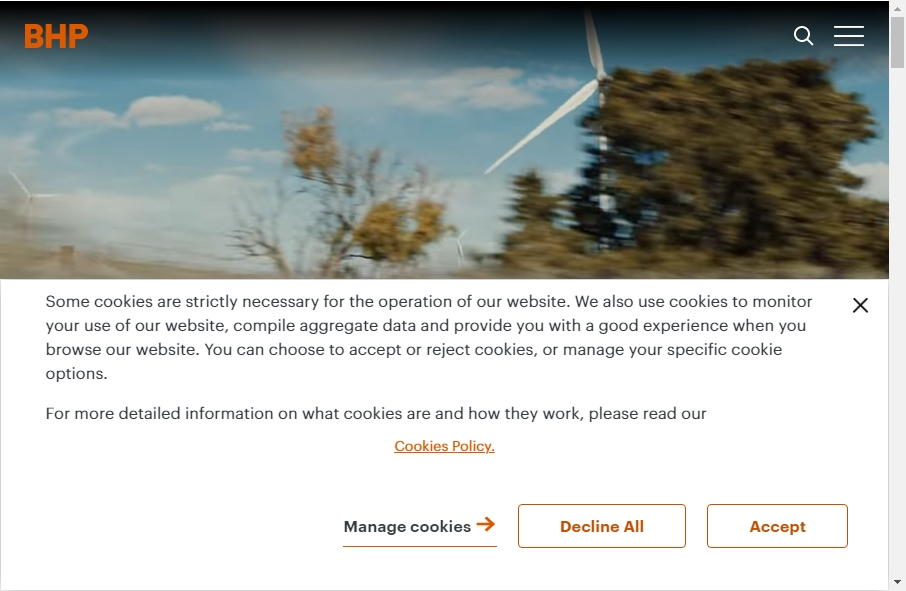 15 Mining Website Examples to Inspire Your Site 19