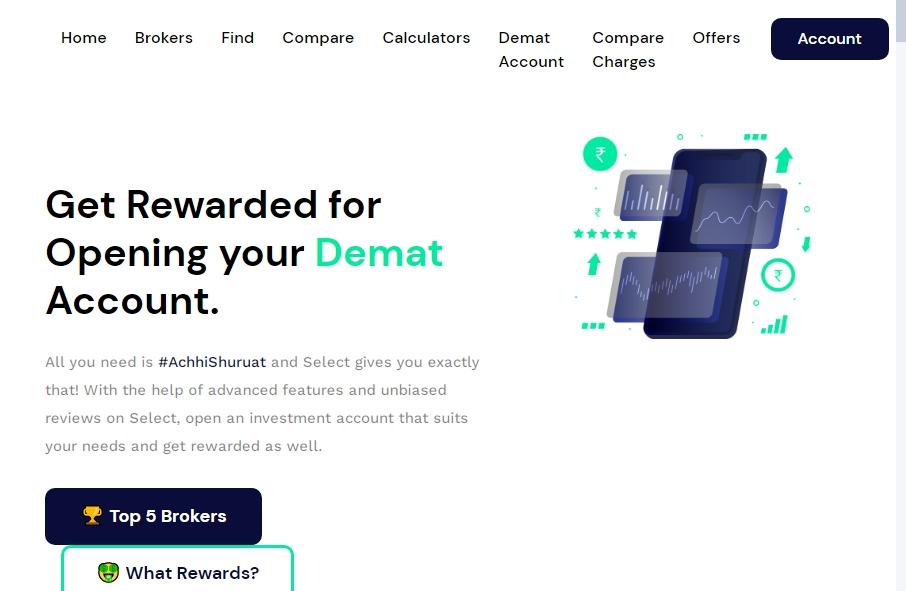 12 Amazing Stock Broker Website Design Examples in 2021 19