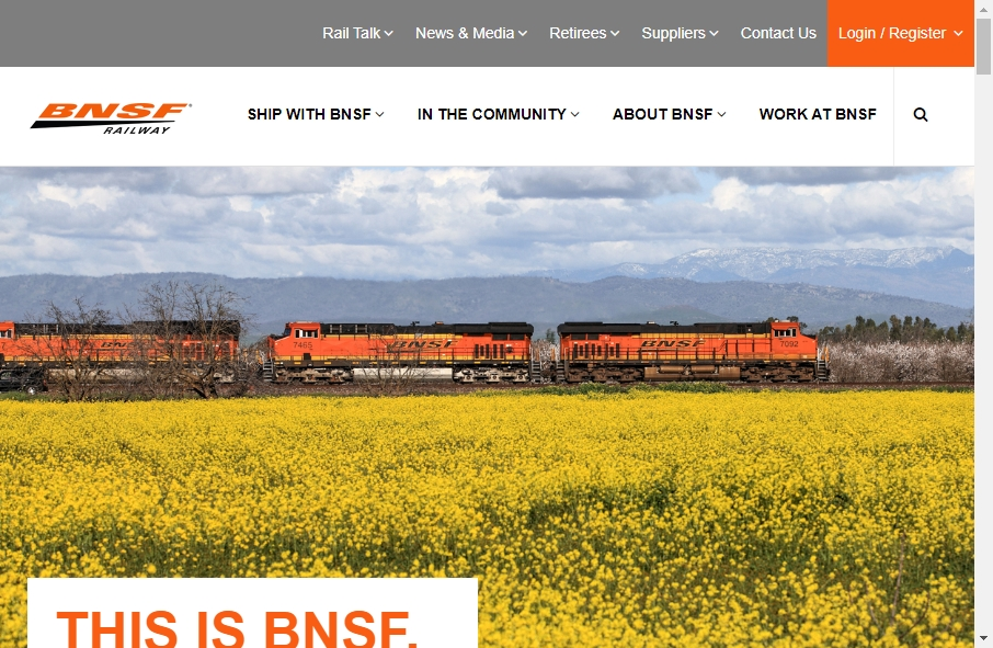 Best Railroad Website Design Examples for 2021 19