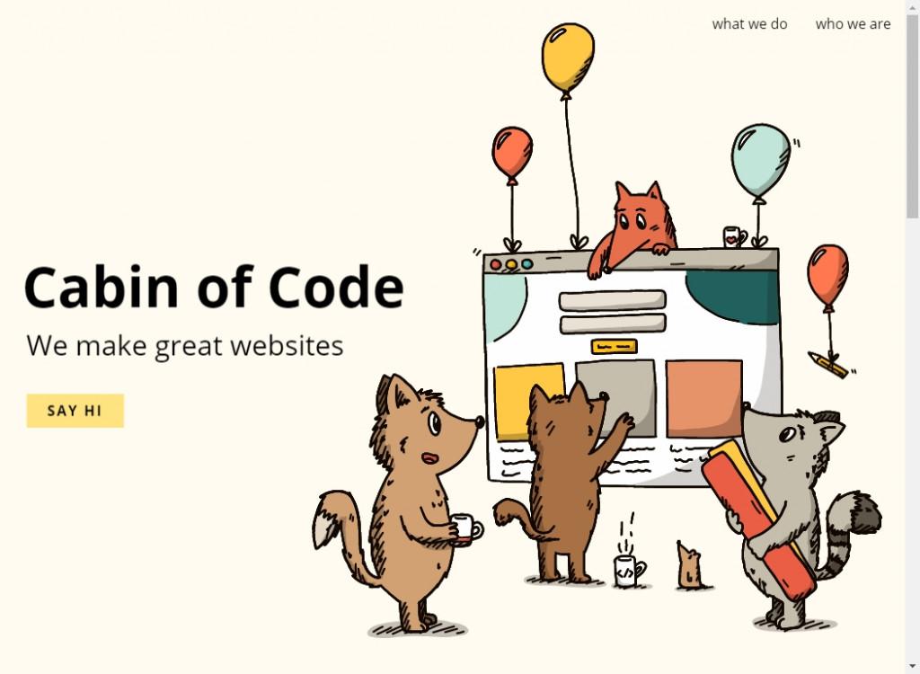 Fun Web Designs To Inspire You 19