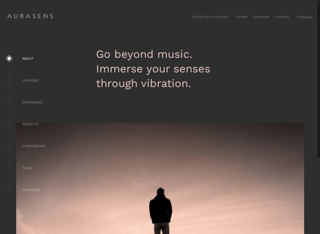 18 Beautifully Designed Single Page Websites 19