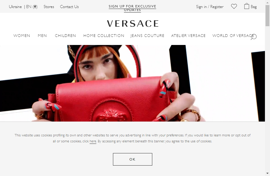 11 Fashion Website Examples to Inspire Your Site 18