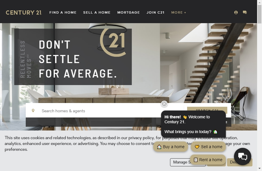 15 Great Real Estate Website Examples 19