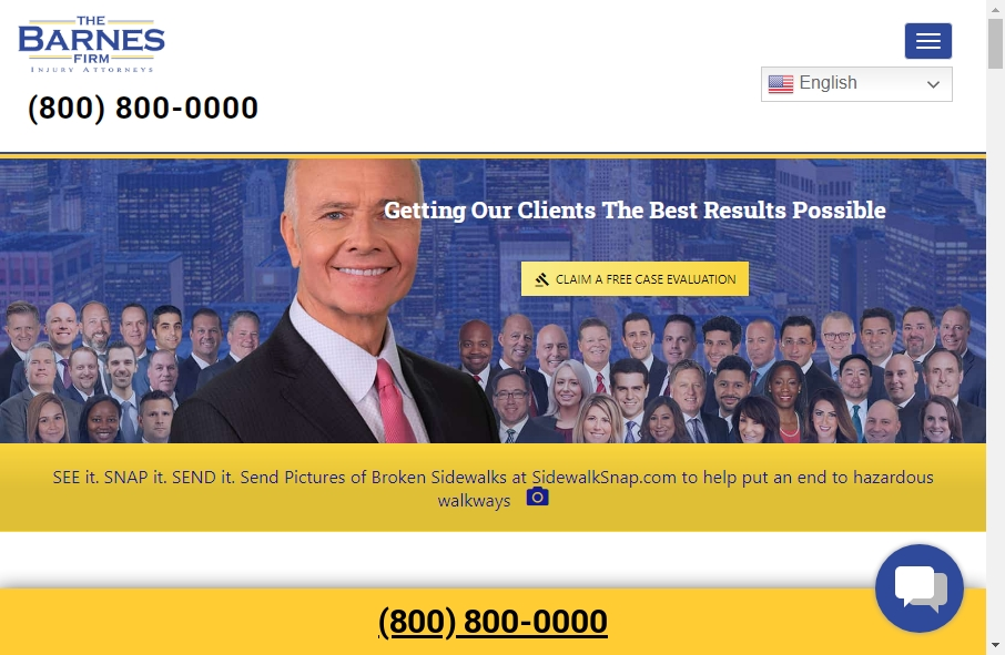 25 beautifully designed Attorneys website examples in 2021 19