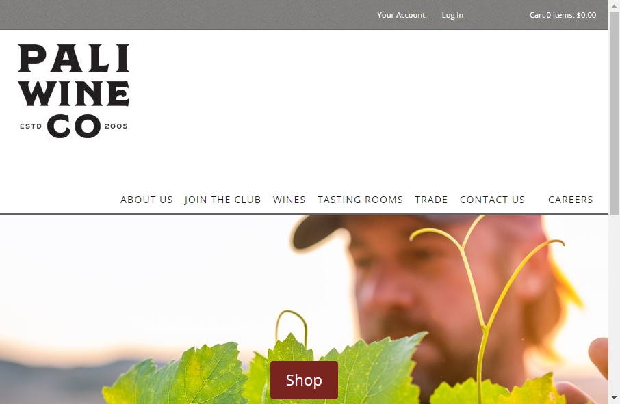 16 Best Wine Website Design Examples for 2021 18