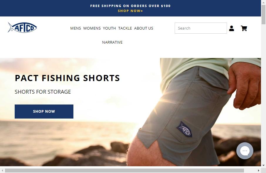 13 Best Fishing Websites Design Examples for 2021 19