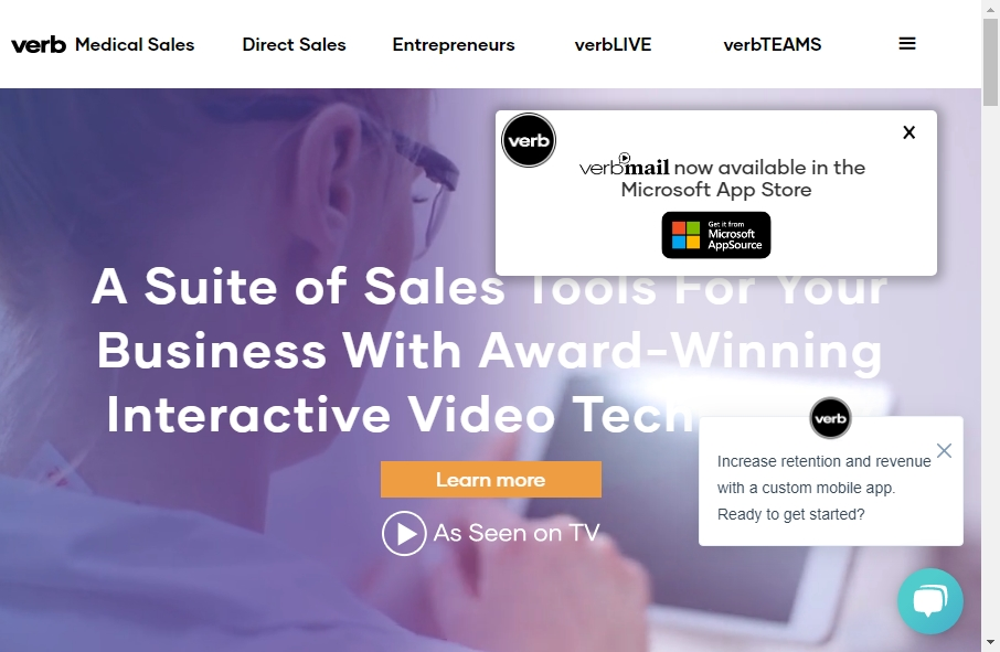 18 Great Technology Website Examples 19