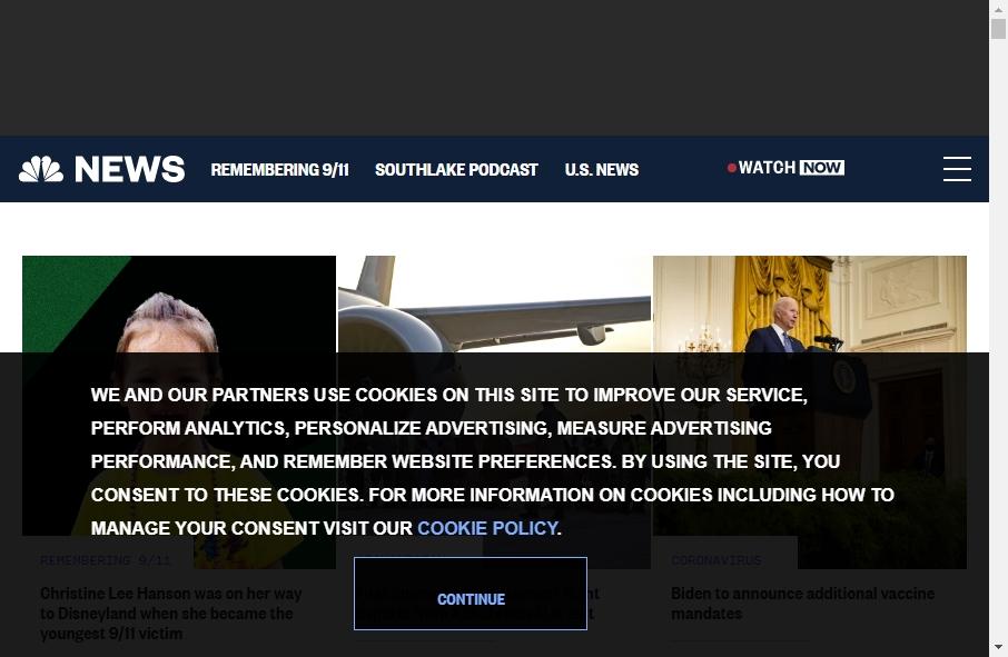 News Website Design 19
