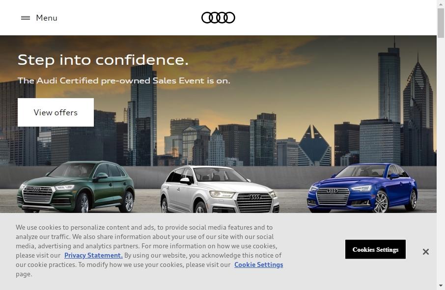 15 Great Automotive Website Examples 18