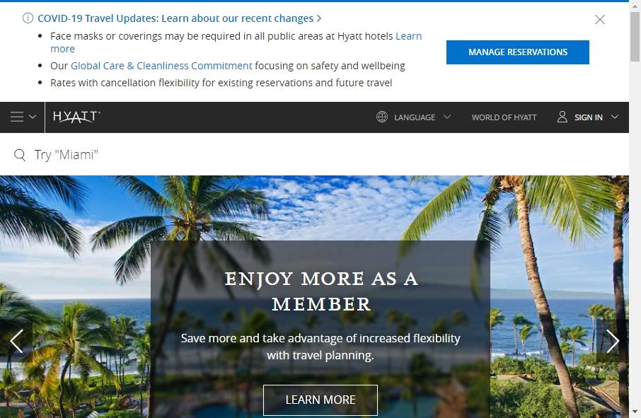 Hotels Websites Design 34