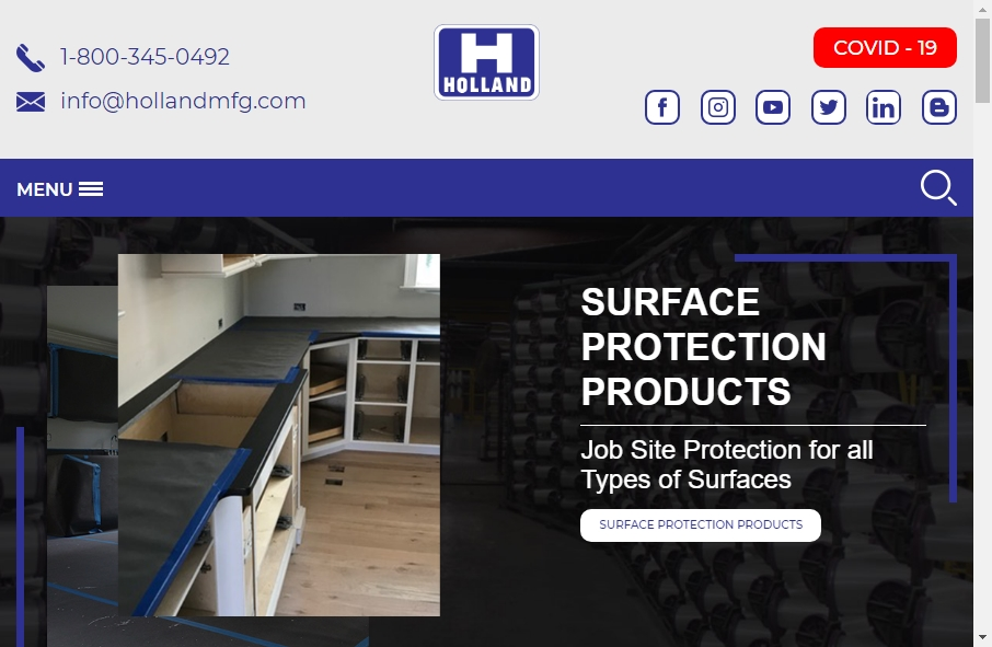 20 beautifully designed Manufacturing websites examples in 2021 36