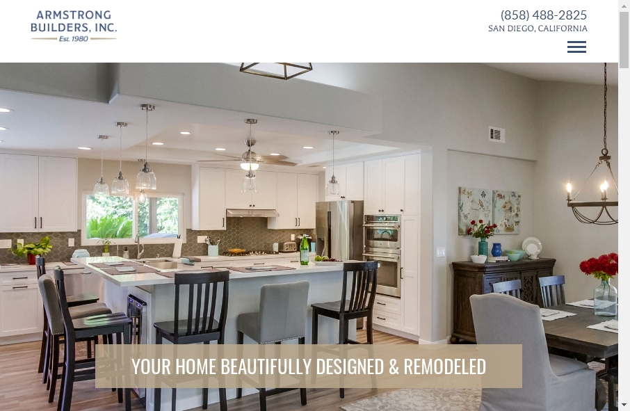 Builders Website Design 34