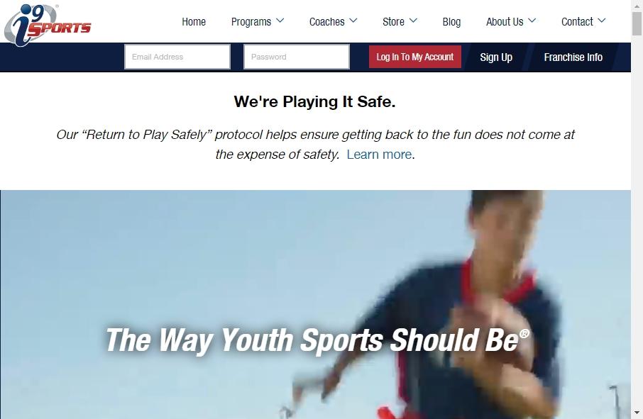 20 Amazing Sport Website Design Examples in 2021 34