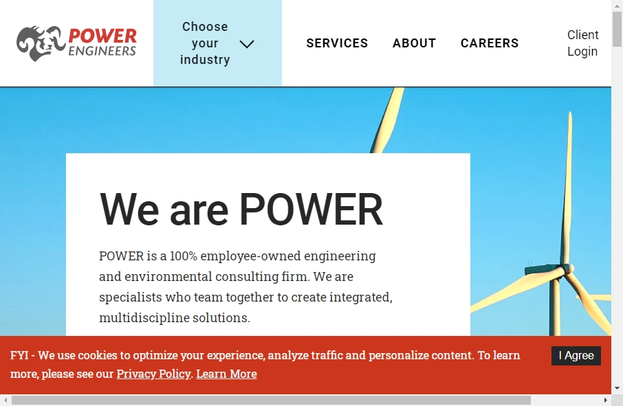 25 Best Engineering Website Design Examples for 2021 36