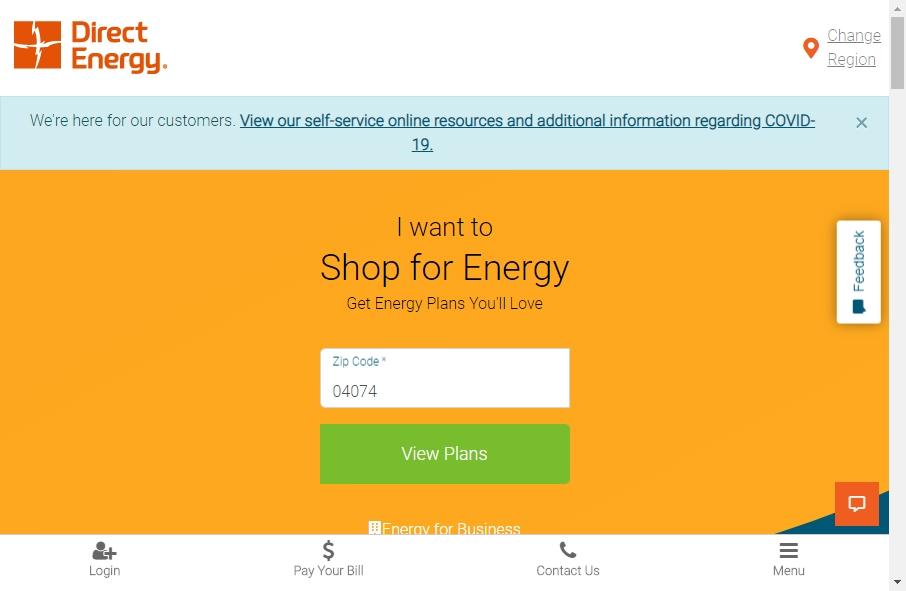 14 Amazing Energy Website Design Examples in 2021 28