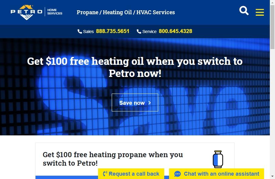 23 Best Oil Website Design Examples for 2021 36