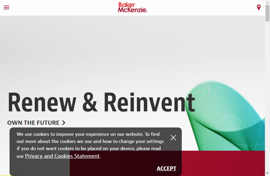 16 Great Lawyer Website Examples 32
