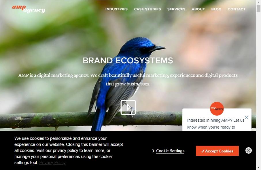 20 Best Marketing Websites Design Examples for 2021 35