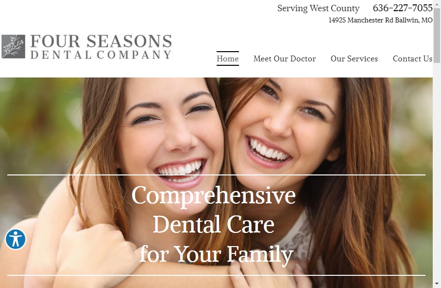 16 Dentist Website Examples to Inspire Your Site 32