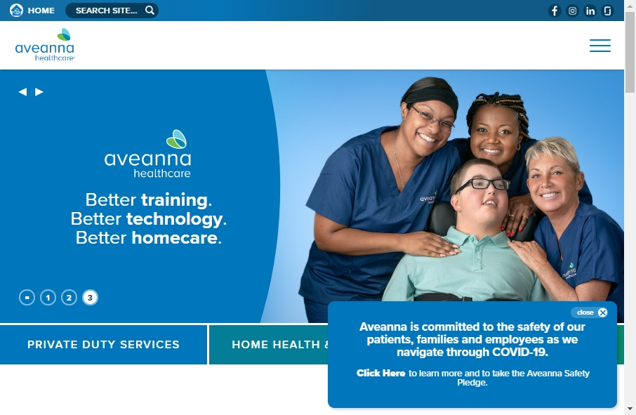 Health Websites Examples 30