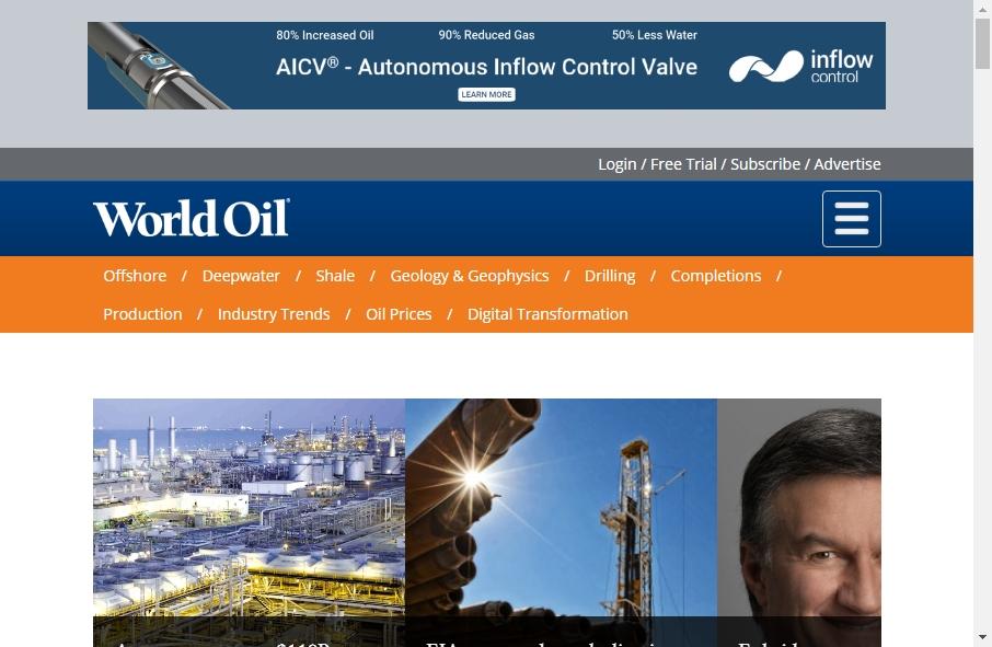 23 Best Oil Website Design Examples for 2021 37