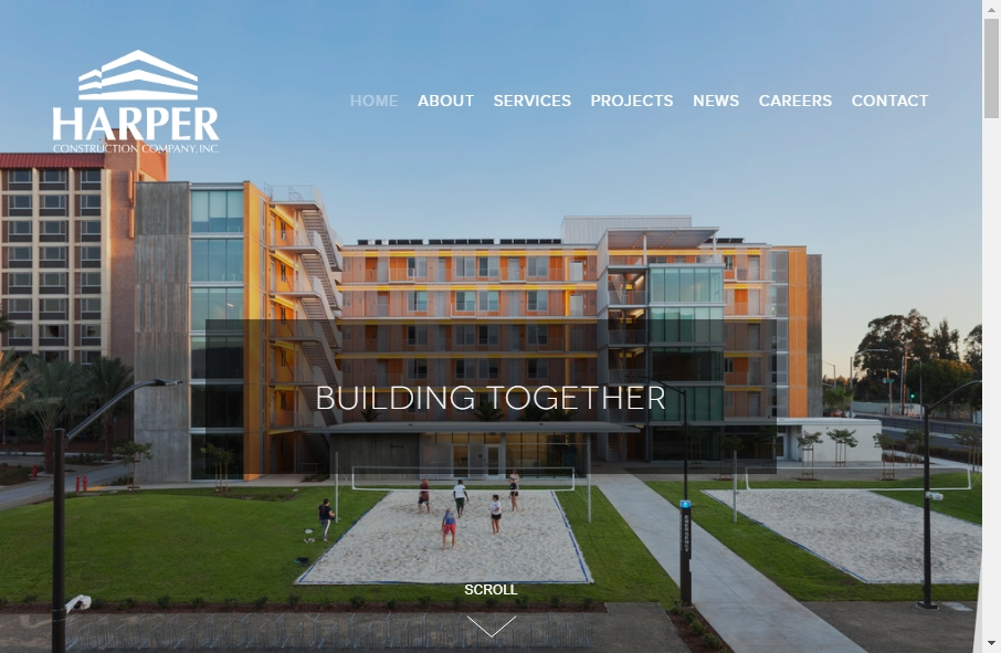 27 Examples of Construction Websites With Fantastic Designs 37