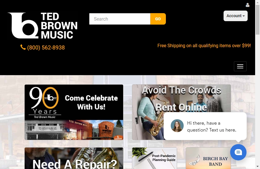 16 Great Music Website Examples 32