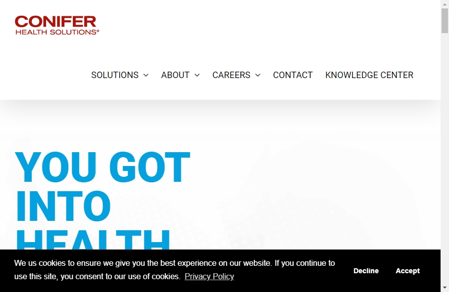 Health Websites Examples 31
