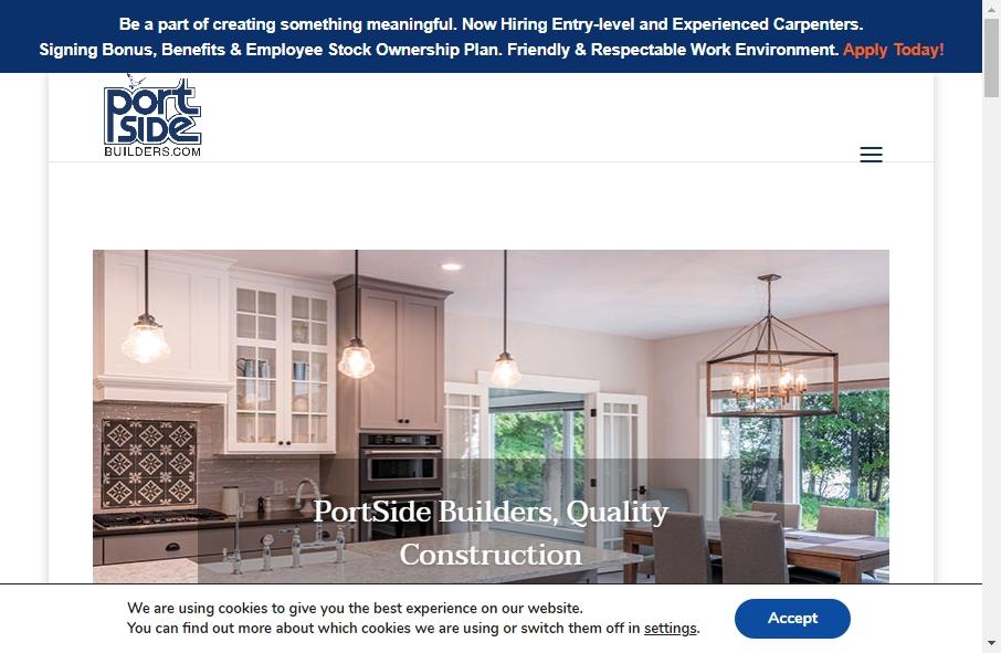 Builders Website Design 36