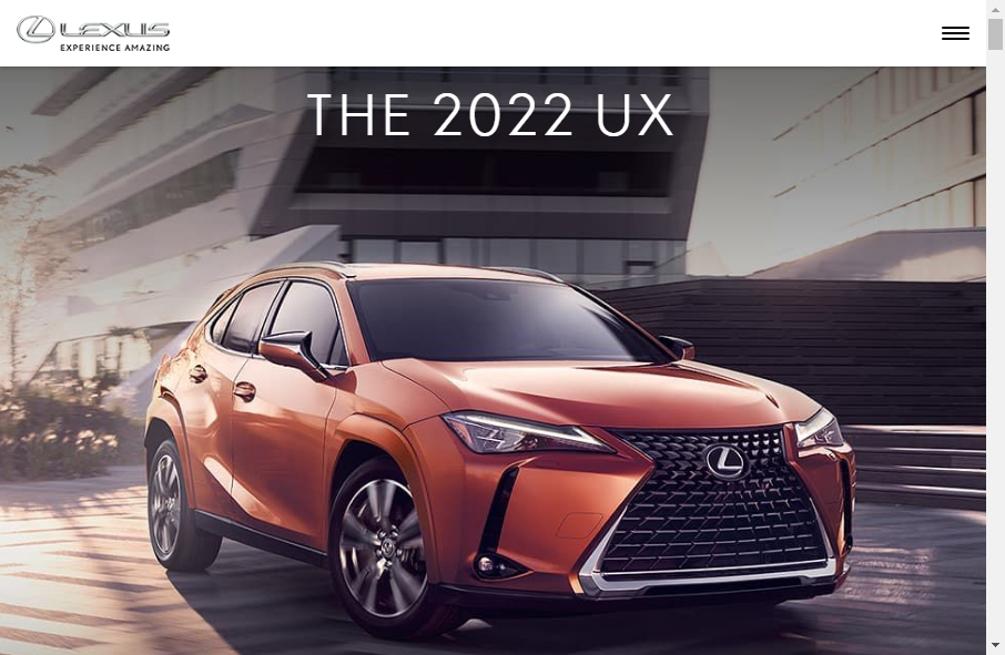 22 beautifully designed Vehicles website examples in 2021 37