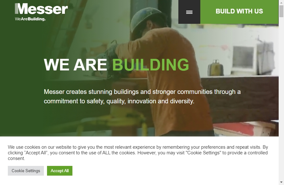 27 Examples of Construction Websites With Fantastic Designs 38