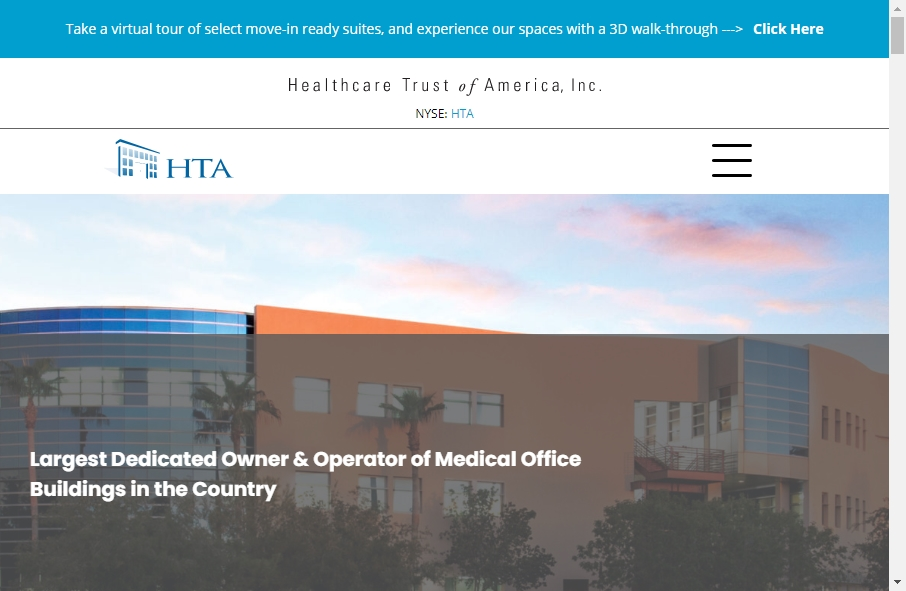 16 beautifully designed Healthcare website examples in 2021 30