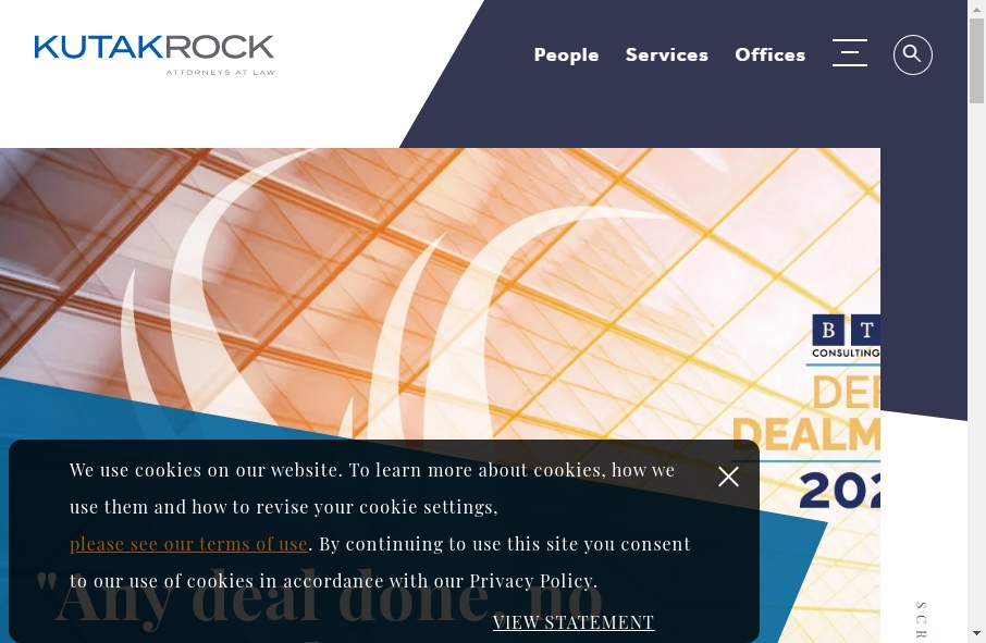 25 beautifully designed Attorneys website examples in 2021 39