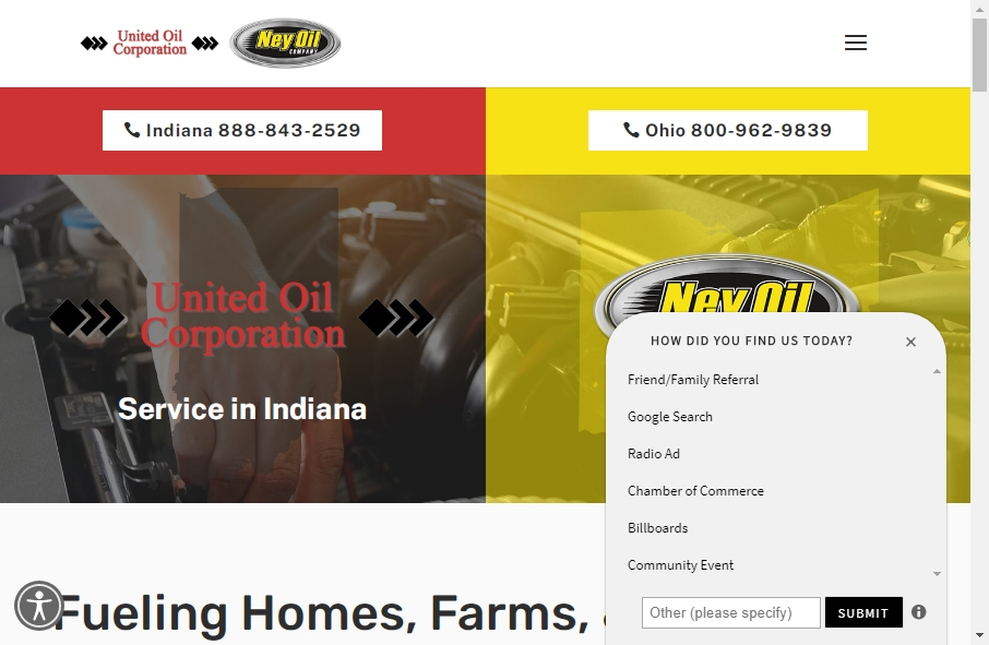 23 Best Oil Website Design Examples for 2021 39