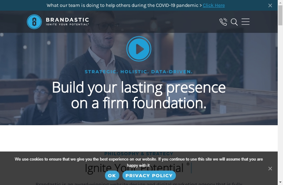 20 Best Marketing Websites Design Examples for 2021 38
