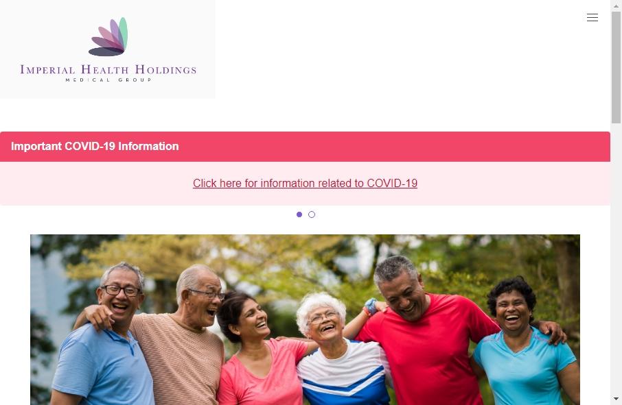 Health Websites Examples 32