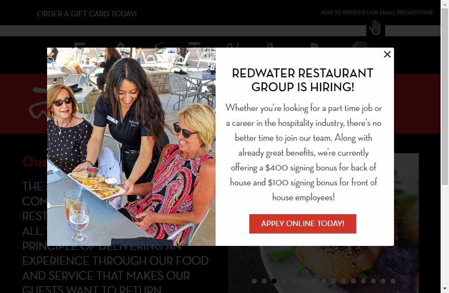 Best Restaurant Website Design Examples for 2021 35