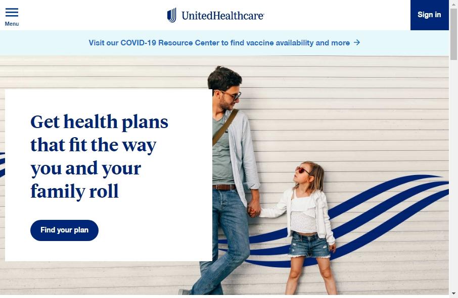 Health Websites Examples 33