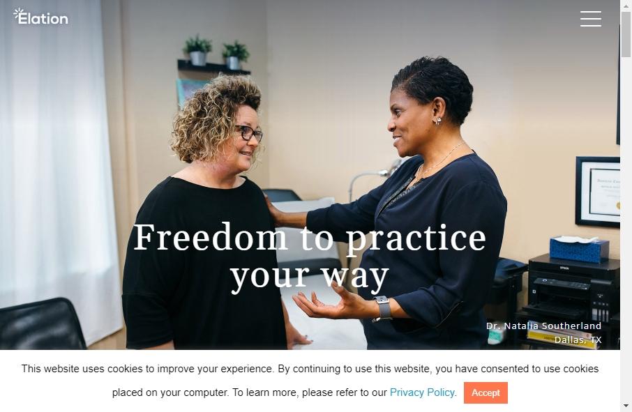 Health Websites Examples 34
