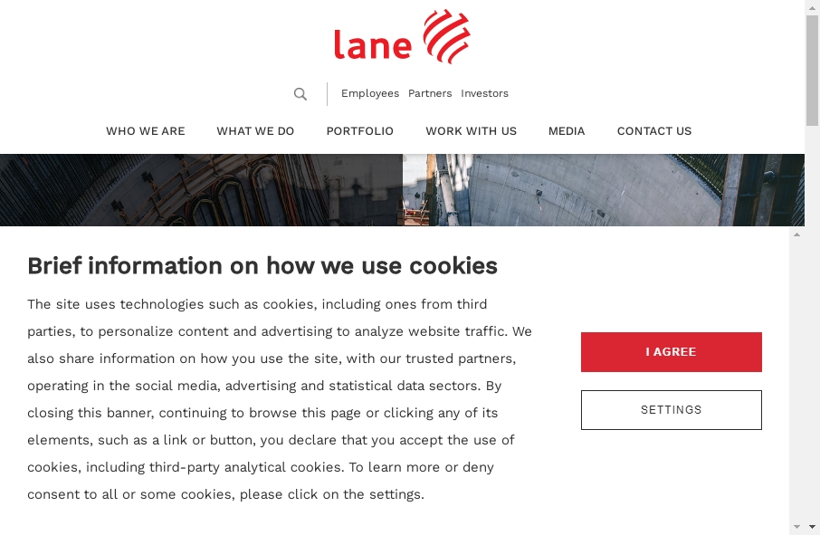 27 Examples of Construction Websites With Fantastic Designs 42