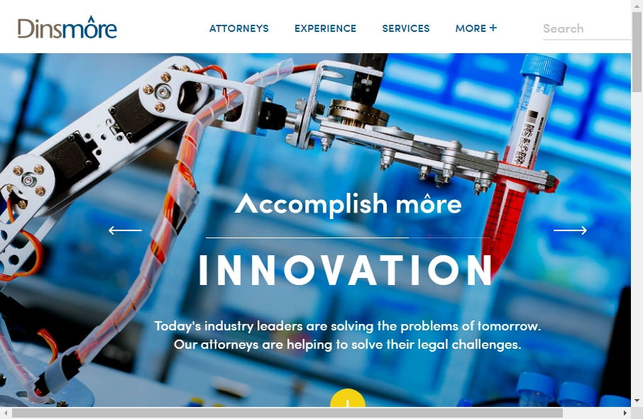 25 beautifully designed Attorneys website examples in 2021 42