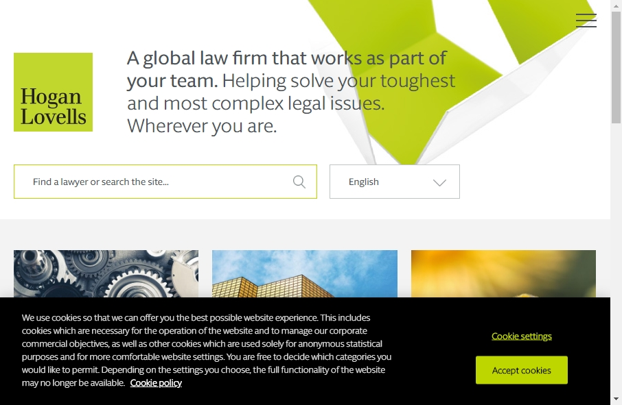 25 beautifully designed Attorneys website examples in 2021 43