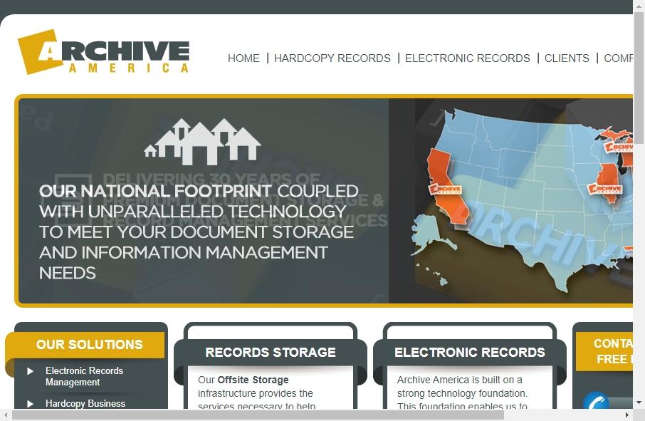 Archive Websites Designs 20