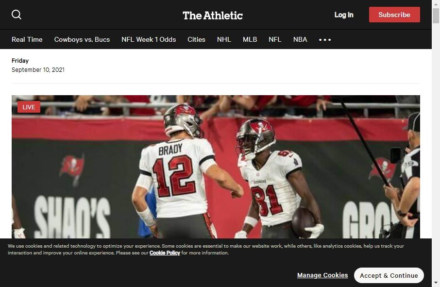 20 Amazing Sport Website Design Examples in 2021 18