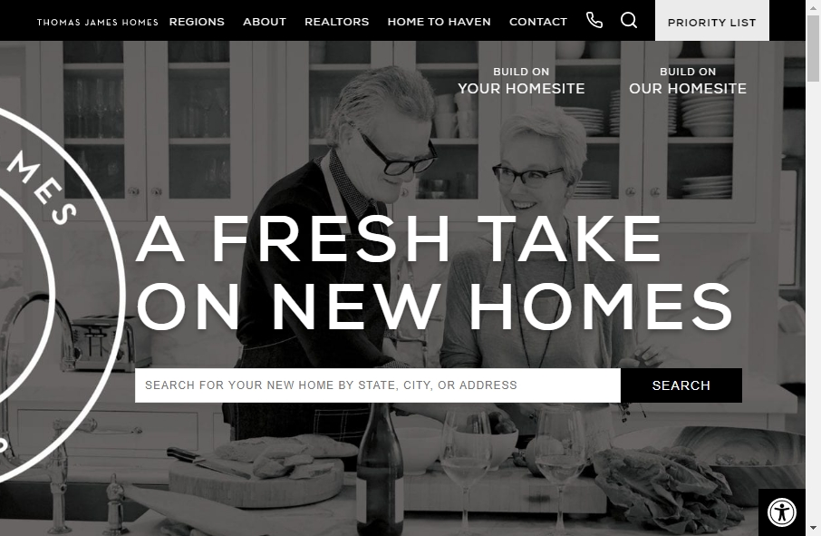 Home Builder Websites Examples 20