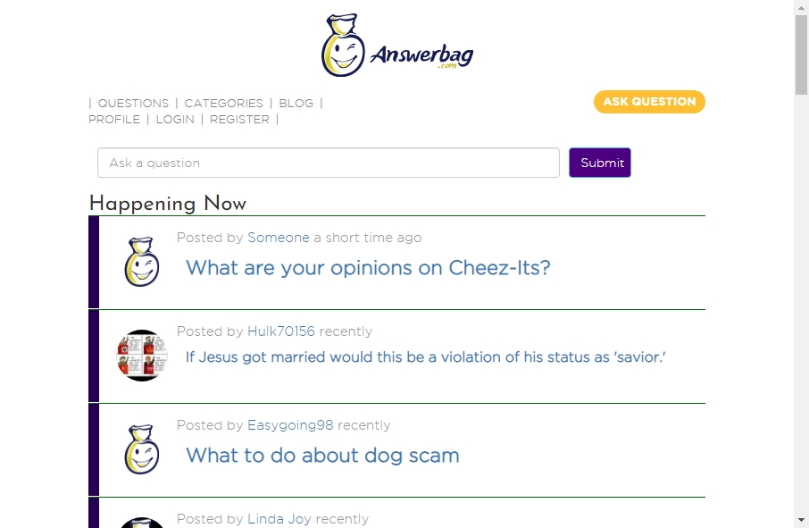 15 beautifully designed Q&A website examples in 2021 20