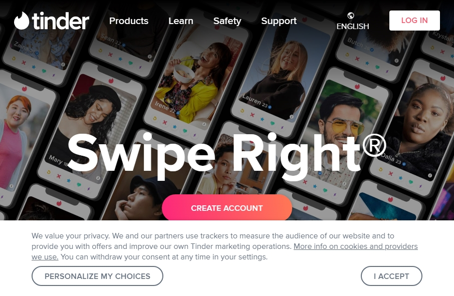 14 Examples of Inspirational Online Dating Websites 20