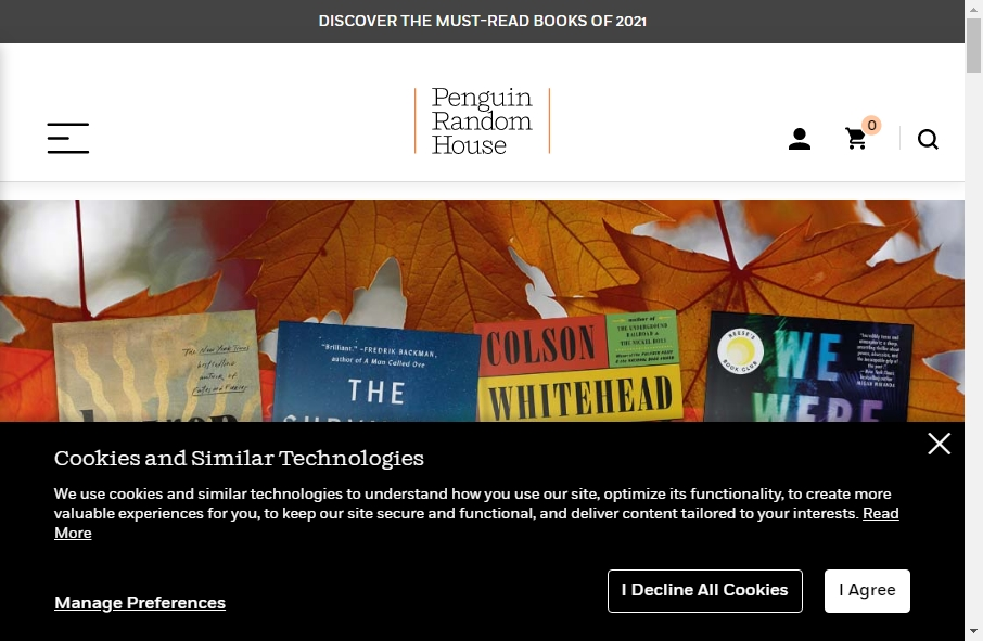 13 Great Publishing Website Examples 20