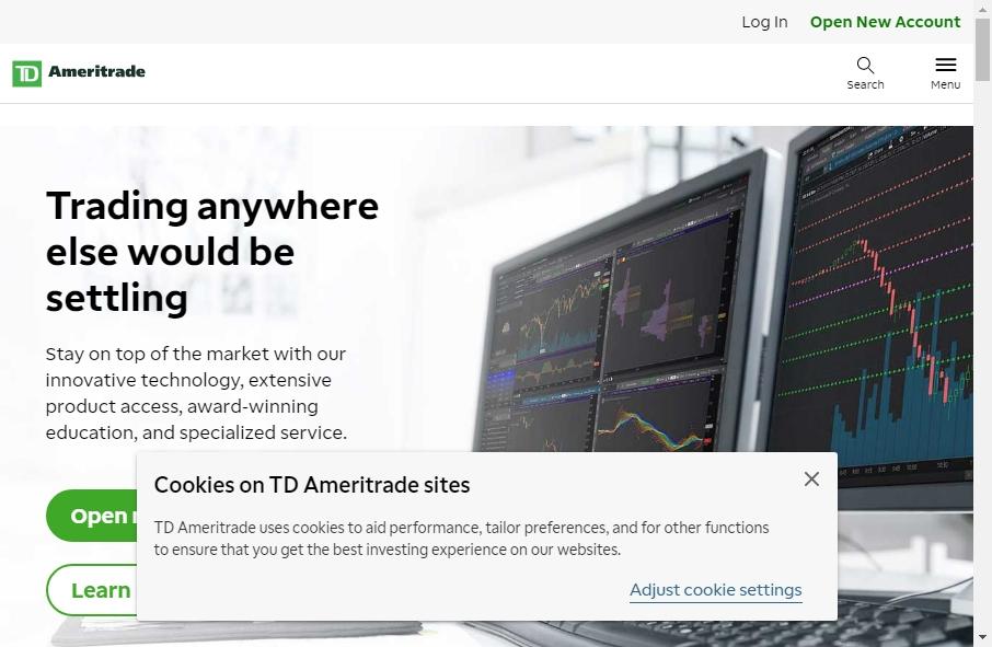 12 Amazing Stock Broker Website Design Examples in 2021 20